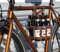 Fiets tocht ronde van Nijmegen 4 speciaal bier  bike een biertje