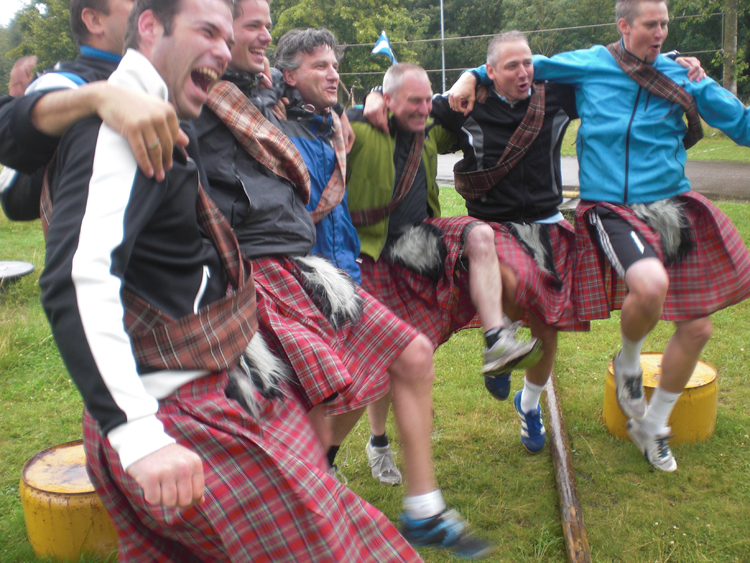 SCOTTISH HIGHLAND GAMES – Schotse spelen