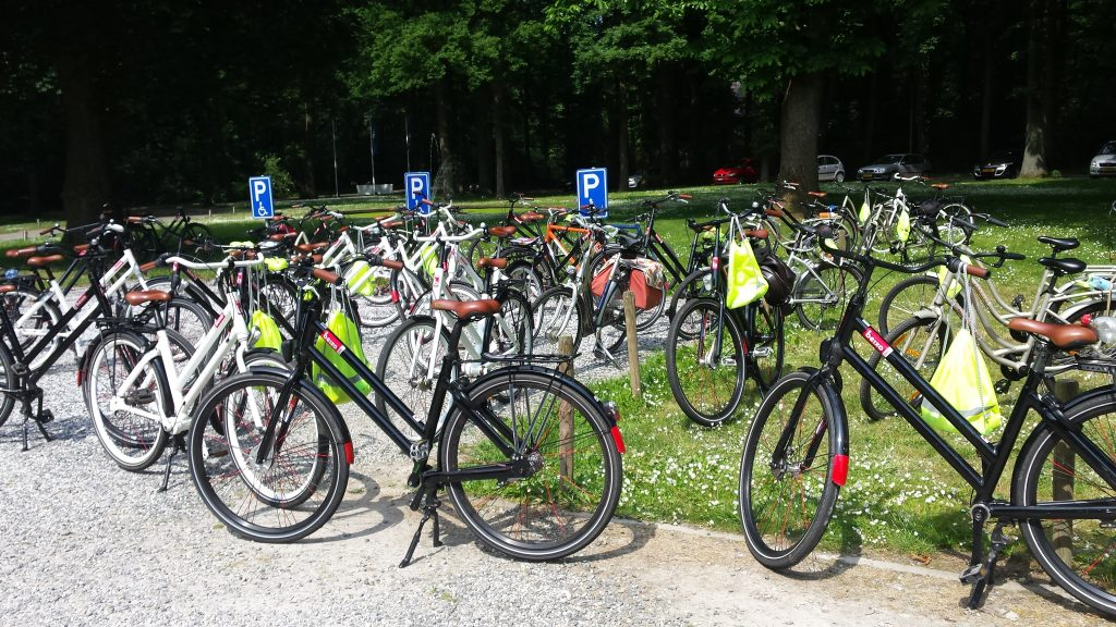 Ieder zijn vak corona proof fietstocht
