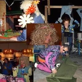 Voute Camping/Kroeg feest